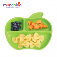 Đĩa chia ngăn apple Munchkin (3c) MK43708