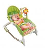 Ghế rung Konig kids có nhạc và đồ chơi KK63561