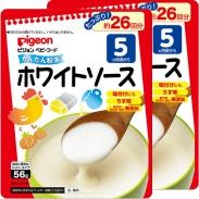 Bột pha nước dùng Dashi Pigeon (gà phomai) (50g) (5m+)