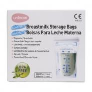 Túi trữ sữa Unimom UM870350(210mlx10 chiếc)