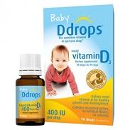 Vitamin Baby Ddrops D3 (400IU)(0m+)
