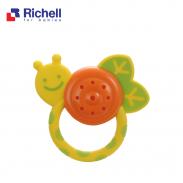 Gặm nướu xúc xắc ốc sên Richell RC93752