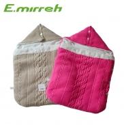 Túi ngủ len lót bông E. Mirreh