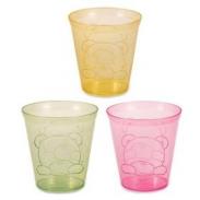 Bộ 3 cốc hình gấu hữu cơ - UP0183O3