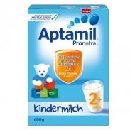 Sữa Aptamil Đức số 2+ 600g