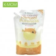 Nước xả vải sơ sinh thảo dược Kmom(1.3L)KM13123