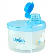 Hộp chia sữa 4 ngăn không BPA - UP8005CX