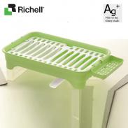 Khay úp đĩa kháng khuẩn Lei Richell