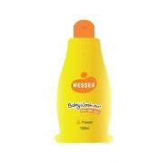 Sữa tắm gội Wesser 2in1 cam (100ml)