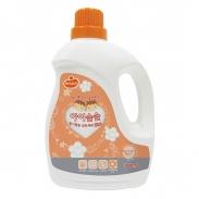 Nước giặt xả Wesser hương phấn (3000ml)