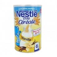Bột ngũ cốc Neslte vị vani (400g) (6m+)