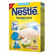 Bột ăn dặm Nestle Nga (Gạo, táo, sữa) (250g)