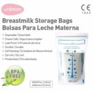 Túi trữ sữa Unimom Standard không BPA(20 túi)