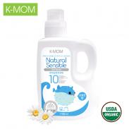 Nước xả vải sơ sinh thảo dược Kmom(1.7L)KM13162