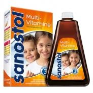 Vitamin tổng hợp Sanostol số 3 dạng Siro 460ml