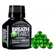 Breath Pearls - Viên Uống Thơm Miệng Úc (50 Viên)
