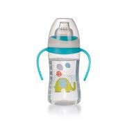 Bình uống nước núm hút mềm(250m)Upassl UP0154N