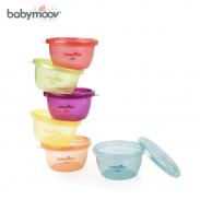 Bộ 6 bát chia thức ăn Babymoov BM00856