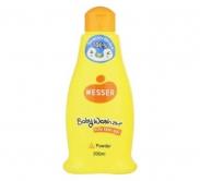 Sữa tắm gội Wesser 2in1 cam (200ml)