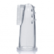 Rơ lưỡi xỏ ngón silicone siêu mềm kèm hộp Upass