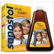 Vitamin tổng hợp Sanostol số 6 dạng siro 460ml