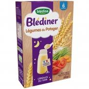 Bột lắc sữa Bledina vị gạo và rau củ (240g) (6m+)