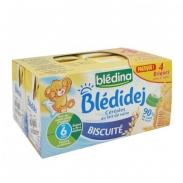 Sữa tươi Bledina Biscuité 6M+ 250ml