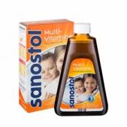 Vitamin tổng hợp Sanostol số 3 dạng Siro 230ml