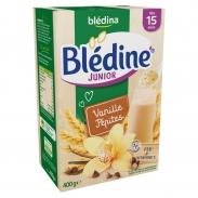 Bột lắc sữa Bledina vị Vani (400g) (15m+)