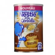 Ngũ cốc Nestlé vị chocolat+biscuite 12m+