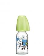 Bình sữa Nip thủy tinh cổ thường-S(125ml)(0-6M)