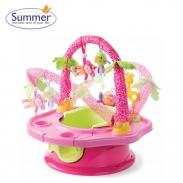 Ghế tập ngồi 3 giai đoạn có thanh đồ chơi Summer SM13305