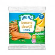 Bánh ăn dặm Heinz vị chuối (60g) (7m+)