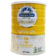 Sữa Nature One Organic số 2 900g (6-12 tháng)