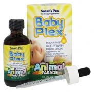 Vitamin tổng hợp BabyPlex (60ml) (0-4 tuổi)