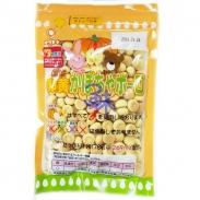 Bánh men bí ngô trứng Iwamoto Nhật Bản(7m+)(78g)
