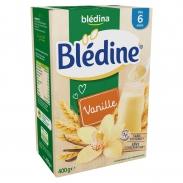 Bột pha sữa Bledina vị vani (6m+)(400g)