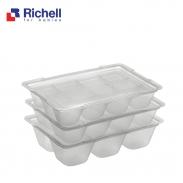 Khay trữ đông Richell (25ml-2c) RC49080