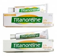 Kem Bôi Trị Trĩ Ngoại Titanoreine Của Pháp 20g