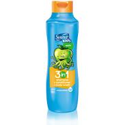 Sữa tắm, gội, xả Suave kids (665ml) (mùi táo)