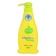Sữa tắm gội Wesser 2in1 xanh (500ml)