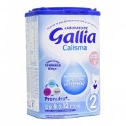 Sữa Gallia Calisma số 2 (800g) (6-12m)