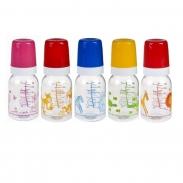 Bình sữa Canpol có hình 11/850 (120ml) (BPA 0%)