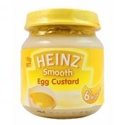 Dinh dưỡng đóng lọ Heinz vị trứng (110g)(6m+)