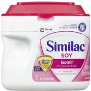 Sữa Similac Soy (658g) (0m+)