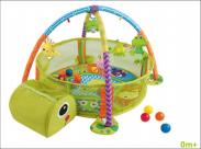 Thảm chơi konig kids hình con rùa 3 trong 1 KK63571B