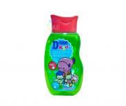 Tắm gội toàn thân D-nee Kids xanh 200ml