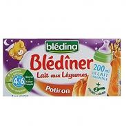 Sữa nước Bledina 4M+ ăn đêm 250ml