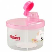 Hộp chia sữa 4 ngăn không BPA - UP8005CH