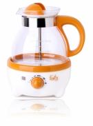 Máy hâm nước pha sữa 600ml đồng hồ đo nhiệt Fatzbaby FB3009SL